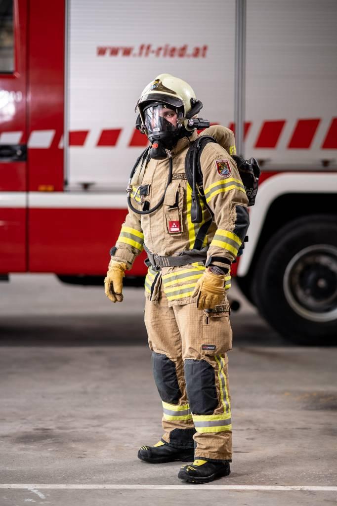 Branddienstbekleidung