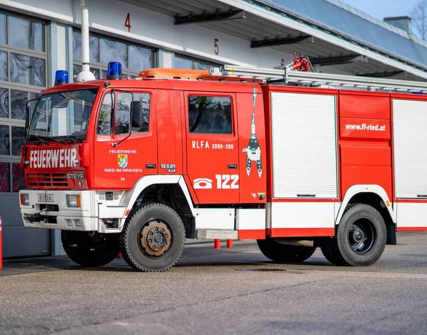 Rüstlöschfahrzeug – RLFA 2000/200