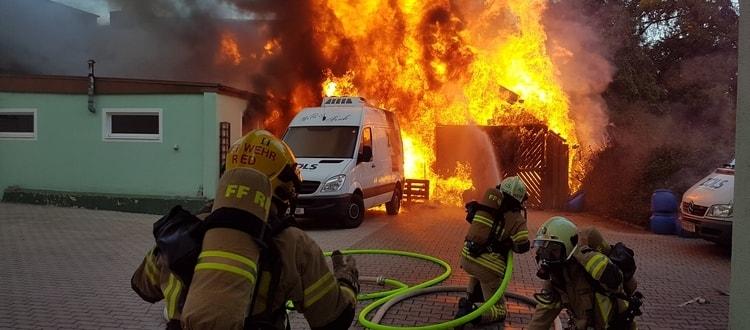 FF Ried - Flammen Zöls