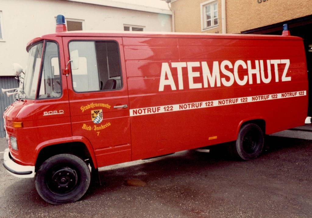 Atemschutz- & Taucherfahrzeug