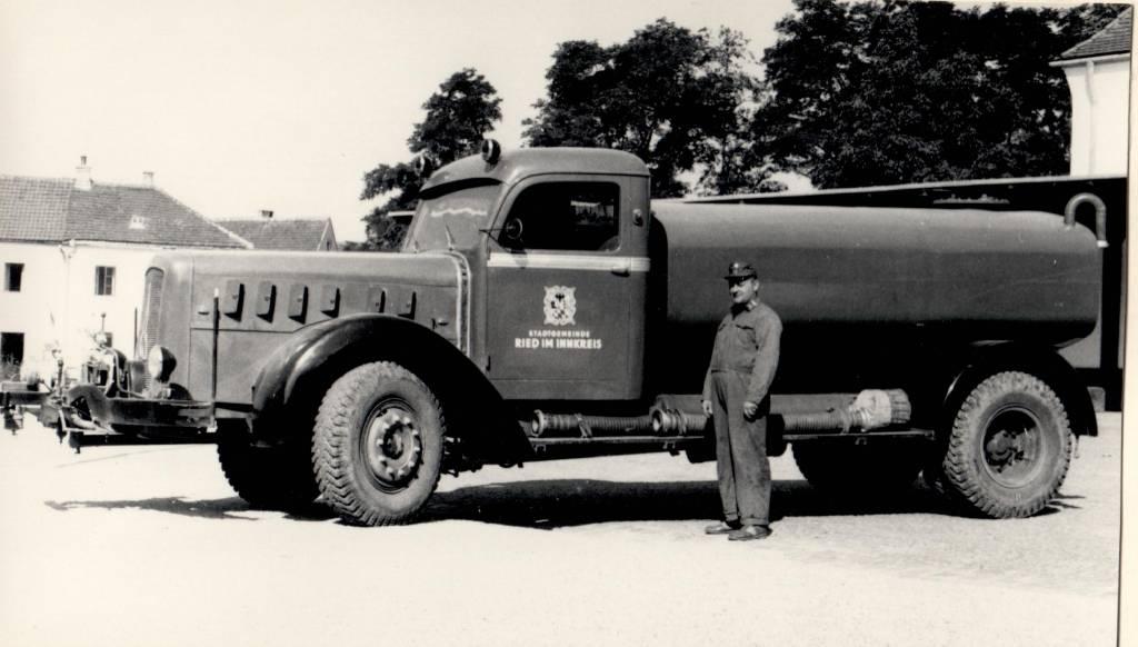 Großtanklöschfahrzeug – GTLF 6000