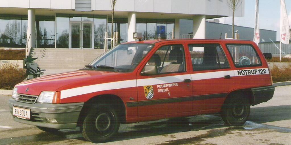 Kommandofahrzeug – KDO 1
