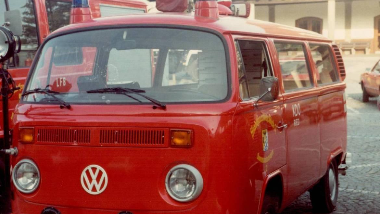 Kommandofahrzeug – KDO 2