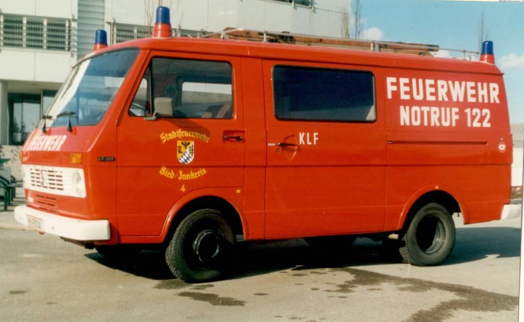 Kleinlöschfahrzeug – KLF
