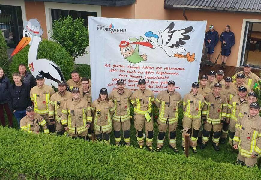 Feuerwehrnachwuchs